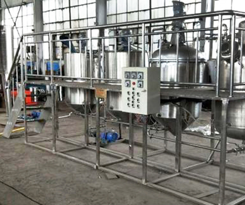 Tea seed oil extraction equipment